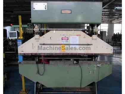 "35 Ton x 96"" Diacro Hydra-Mechanical Press Brake"