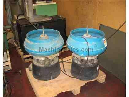 Two Ray Tech Vibratory Tumbler SN: 39897