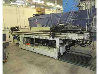 BLM Model DYNAM 2 RFNC CNC Tube and Pipe Bending Machine, New in 2002