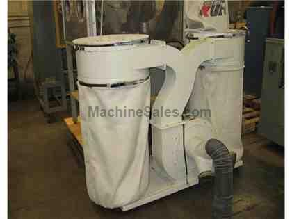 Blower Dust Collector, SECO- M-UFO-102B SN: 00181