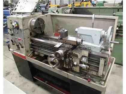 "CLAUSING COLCHESTER 8030 GEARED HEAD STRAIGHT BED ENGINE LATHE, 15"" X 30&qu"