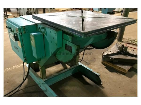 ARONSON  WELDING POSITIONER SHD30A S/N: 77436