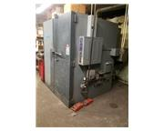 STEELMAN 450 F GAS FIRED WALK IN OVEN, 4'W 4'L 6'H