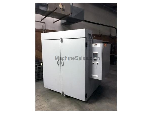 FB SERIES 4'CUBE 500 F ELECTRIC CABINET OVEN IN ALABAMA
