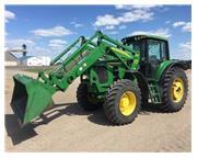 2010 John Deere 7130 Tractors