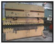 200 Ton x 12' Standard Hyd Press Brake AB200-12, Automec CNC, Tonnage C