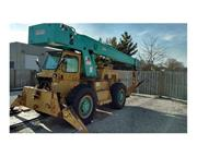 GROVE MODEL RT58 MOBILE TRUCK CRANE