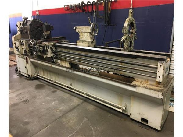 CADILAC MODEL 22100 ENGINE LATHE