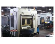 2002 YCI Supermax TCV-51T CNC Drill/Tap Center w/ Built in Rotating Table