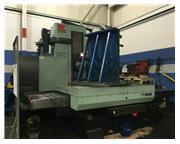 """4.33"""" Kuraki KBT-11 WA Horizontal CNC Boring Mill"""