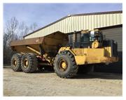 2001 CATERPILLAR D400E BACK DUMP