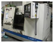 OKUMA CADET V4020 CNC VERTICAL MACHINING CENTER, 1995