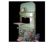 DOALL ZEPHYR #3620-36R Vertical Band Saw
