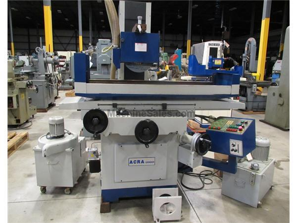 "1998 ACRA MODEL ASG-1224HS 3-AXIS AUTOMATIC SURFACE GRINDER, 12"" X 24&"