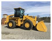 2009 CATEPRILLAR 938H WHEEL LOADER