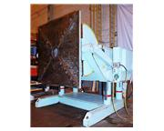 50,000 Lb. Aronson Geared Elevation Welding Positioner