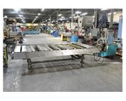 CINCINNATI MOTORIZED SHEET CONVEYOR