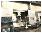 Okuma MacTurn 550 Multi-Axis CNC Turning & Milling Center
