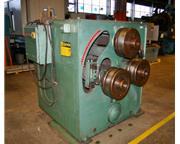 BERTSCH #AR25 HYDRAULIC ANGLE BENDING ROLL,   MODEL AR25