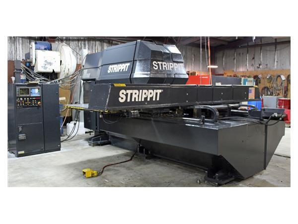 STRIPPIT 1250SXP Thin Turret Press 1993