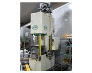 75 Ton SUTHERLAND Hydraulic C Frame Press