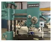 AMERICAN | Radial |Spindle MT4 |