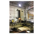 "5"" LUCAS MODEL 542B-98 HORIZONTAL TABLE TYPE BORING & DRILLING MACHINE"