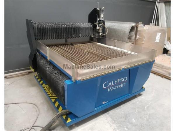 Used 2006 Calypso CNC water jet for sale - 118765