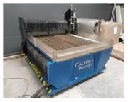 2006 Calypso CNC water jet