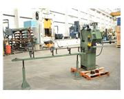 CONTINENTAL ROLLER PIPE TUBE CUTOFF MACHINE