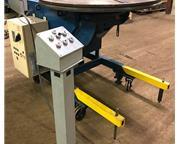 3066, Aronson, HD-25, Welding Positioner 2,500 lbs,