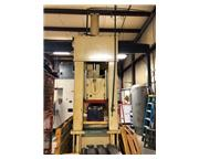 200 Ton HEIM S2-200 Straight Side Double Crank (Single Action) Press