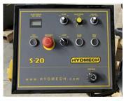 "Hydmech S-20| Horizontal| Capacity13"" x 18"" |"