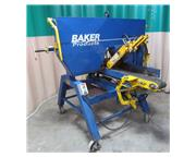 Used Baker Model BBR-C Resaw