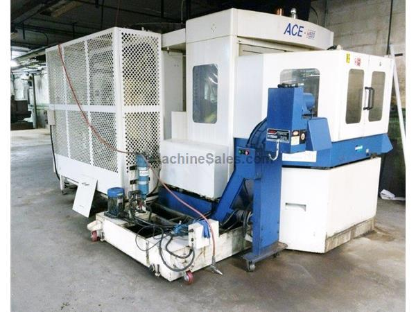 DAEWOO ACE-H500, 1998, FANUC 16M, 1-DEGREE, CAT50, 60ATC