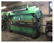Cyril Bath Model 150-12 Mechanical Press Brake
