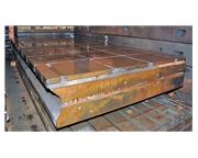 """90"""" x 215"""" x 19"""" T-Slotted Floor Plate"""