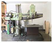 "Cincinnati Bickford Super Service Radial Arm Drill Press 9"" x 4'"