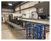 """2007 Mazak Tube Laser, 4000 Watt, 6"""" Capacity, 28' Long"""