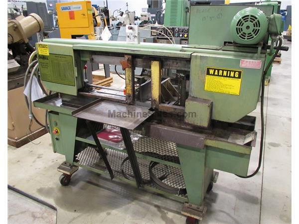 "1986 DO-ALL MODEL C-916 HORIZONTAL BANDSAW, 9"" X 16"""