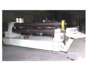 2002 IMCAR (CAREL)SIHR-12/5 HYD DBL PINCH PLATE BENDING ROLL, 10' x .5&