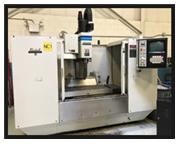 FADAL 3-AXIS CNC VERTICAL MACHINING CENTER, VMC 4020HT, High torque, 21 ATC