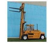 Kalmar Model DC15-1200 33,500# Forklift, 1989 SN: T34012-1625