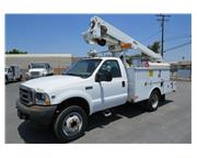 2003 Ford F-550 XL Super Duty 40 ft. Altec Bucket / Boom Truck