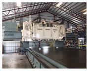 Cincinnati 3 Spindle 5 Axis Profiler, w/Siemens 840D CNC Control, (3) 3,600
