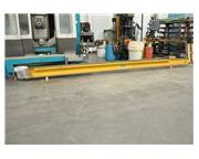 SPANCO 2 TON JIB CRANE WITH HOIST