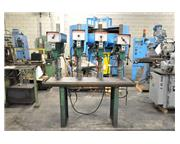 "15"" POWERMATIC 4 SPINDLE DRILL"