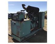 100 kW Diesel Generator Set - John Deere