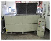 Almco Model VB-1448 Batch Type Vibratory Finishing Machine