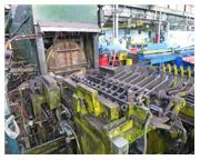 2000 Ton, WATSON STILLMAN, WATER HYDRAULIC BRASS ROD EXT PRESS (13086)